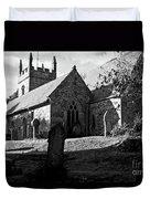 Mawnan Smith Parish Church Duvet Cover