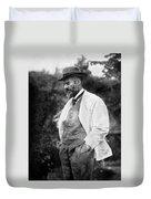 Max Weber 1864-1920 Duvet Cover