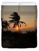 Mayan Paradise Duvet Cover