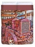 Mccormack Deering Tractor  Duvet Cover