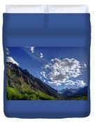 Mcgee Creek Canyon Duvet Cover
