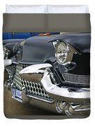 Mean Looking Grill Duvet Cover
