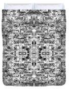 Meditative Alliance  Duvet Cover