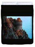 Mediterranean Turret Duvet Cover