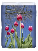 Meeting The Tree Duvet Cover