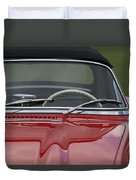 Mercedes Duvet Cover