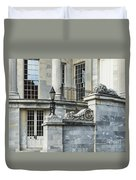 Merchant Exchange Philadelphia Duvet Cover