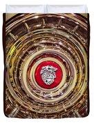 Mercury Wheel Rim Duvet Cover