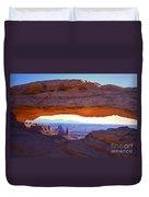 Mesa Arch Duvet Cover