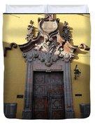 Mexican Door 28 Duvet Cover