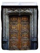 Mexican Door 4 Duvet Cover