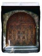 Mexican Door 47 Duvet Cover