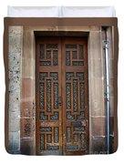 Mexican Door 54 Duvet Cover