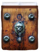 Mexican Door Decor 13  Duvet Cover