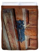 Mexican Door Decor 3  Duvet Cover