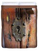 Mexican Door Decor 7   Duvet Cover