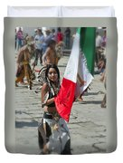 Mexican Heritage Duvet Cover