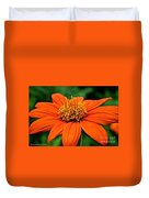Mexican Sunflower Duvet Cover
