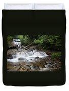 Michigan Waterfall Duvet Cover
