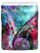 Microscope Dreaming 3 Duvet Cover