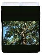 Mighty Oak Duvet Cover