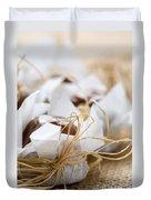 Milk Chocolate Duvet Cover