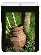 Milkcan Duvet Cover