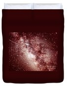 Milky Way In Sagittarius Duvet Cover