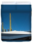 Millennium Dome London Duvet Cover