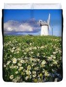 Millisle, County Down, Ireland Duvet Cover