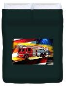 Milwaukee Truck 6 Duvet Cover
