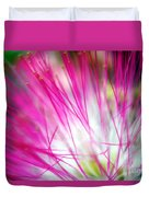 Mimosa Abstract Duvet Cover