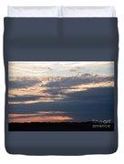 Minnesota Sunset 2 Duvet Cover