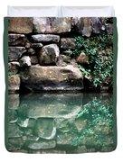 Mirrored Duvet Cover