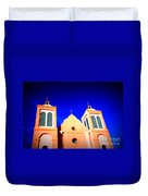 Mission Church Silver City Nm Duvet Cover