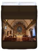 Mission San Carlos Borromeo De Carmelo  11 Duvet Cover