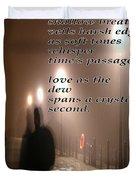 Mist 1 Duvet Cover