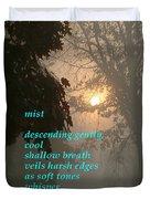 Mist 2 Duvet Cover
