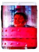 Mistical Augustus Duvet Cover by Paul Van Scott