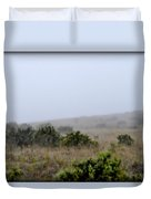 Mists Between The Hills Duvet Cover