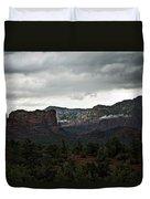 Misty Mountain II  Duvet Cover