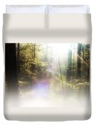 Misty Woods Duvet Cover