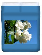 Mock Orange 4 Duvet Cover