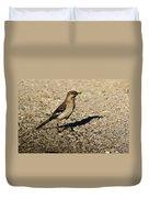 Mockingbird Meal Duvet Cover