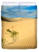 Monahands Sandhills State Park Texas Duvet Cover