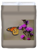 Monarch Duvet Cover by Mircea Costina Photography