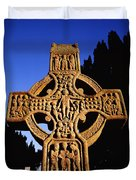Monasterboice, Co. Louth Duvet Cover