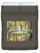 Monet Wedding Duvet Cover