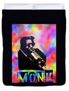 Monk Duvet Cover