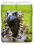 Monk Vulture 5 Duvet Cover